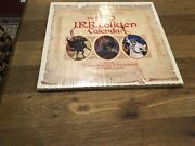 J. R. R. Tolkien Calendar 1980 Illustrators Edition Lord Of The Rings New In Box