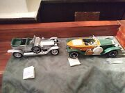 Fantastic Rolls-royce Diecast Model Collection 60+ Models From 1904 To Present