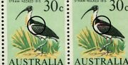 Australia - 1966 30c And039ibisand039 Variety Missing And039redand039 Mnh Sg397a Cv Andpound4250 [b3239]