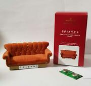 2020 Hallmark Friends Central Perk Couch Magic Sold Out Tv Series Show New