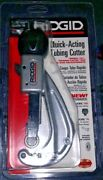 Ridgid 151 Quick Acting Tubing Cutter 1/4 - 1 5/8 In. Tube Cutting Hand Tool