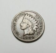 1900 Indian Head Cent Very Nice Coin And Gift Idea Combined Shipping Lot X39