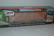 Atlas Louisville New Albany And Corydon Lnac Evans 53and039 Dpd Boxcar Ho Scale