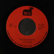 N.f. Porter Keep On Keeping On / Donand039t Make Me Color My Black Face Blue Lizard
