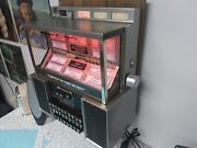 Seeburg Stereo Consolette Jukebox Wallbox Mp3 Player Conversion - Refinished