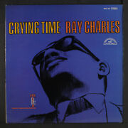 Ray Charles Crying Time Abc 12 Lp 33 Rpm
