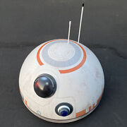 Rare Huge Star Wars Bb-8 Head Store Display Droid Target With Both Antenna