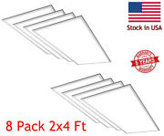 2and039x4and039 Led Flat Light Panel Daylight 75w - 2x4 Ft Led Drop Ceiling Lights Fixture