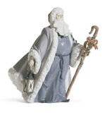 Lladro Santa Claus Retired Collectable- Brand New Condition