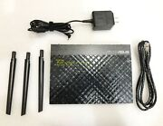 Asus Rt-n66u Dual-band 900m Wireless Router Through The Wall With Original Brack