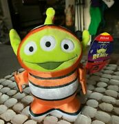 Disney Store Remix Alien Finding Nemo Stuffed Plush Doll New Sold Out New Lim Ed