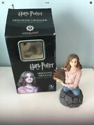 Harry Potter Gentle Giant Bust Hermione Granger Boxed Rare