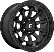 Fuel Covert 20 Alloy Wheels Ford Ranger L200 Toyota Hilux Dmax