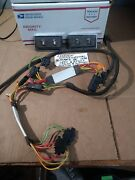 Oem Lincoln Continental Mark Iv Rear Window And Light Switchs W/harness