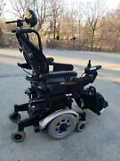 Power Wheelchair W/tilt Seat. Used Only 6 Weeks, Fully Adjustable, Leg Supports