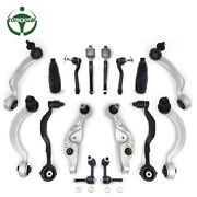 16pc Suspension Kit Front Control Arm Ball Joint Tie Rod For 07-17 Ls460