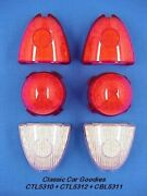 1953 Chevy Led Tail Light Kit. Includes Back Up Lights
