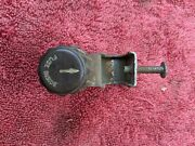 1930's 1940's Vintage Accessory Under Dash On/off Light Switch Chevy Ford Bomb