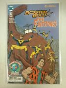 Booster Gold The Flintstones 1 Dc Comic 2017 Nw130