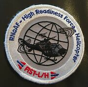Norway Air Forces Patches - 339 Sqn High Readiness Force Helicopter Patch