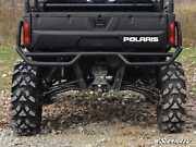 Polaris Ranger Xp 900 Crew Rear Extreme Bumper With Side Bed Guards