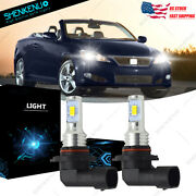For Lexus Is250 Es350 Gs 9005 Supper White High Beam Daytime Running Led Lamp Yh