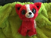 Ty Beanie Boo's Boo Tomato The Red Chihuahua Mwmt Oddity Dog Mint New
