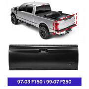 New Tailgate For 1997-2003 Ford F150 99-07 F250 Fo1900113 F65z9940700ax