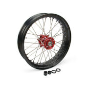 3.5x17 Front Wheel For Cr125 250 Crf450x Crf250x 00-16 Crf450r 250r Motorcycle