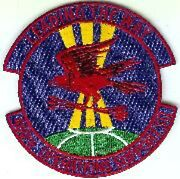 460th Oss Operations Support Squadron Embroidered Jacket Patch