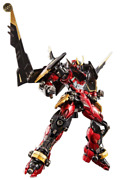 Tengen Toppa Gurren Lagann Movable Figure Ccstoys Painted Finished Product