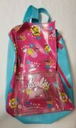 Barbie Backpack/ Lunch Box. Barbie Mattel Just Play,