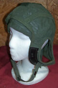 Helmet Combat Vehicle Crewmanand039s Size Large Us Gi Army Tank Armored Military Cvc