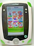 Leapfrog Leap Pad Explorer Tablet And Game Leapschool Reading Green And White