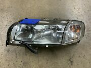 99 00 01 02 03 Volvo S80 Headlight Lamp Assembly Left Driver Front