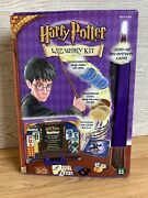 Harry Potter Wizardry Kit With Light Up On Command Wand