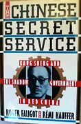 The Chinese Secret Service - Hardcover By Faligot Roger - Good