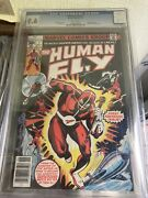 The Human Fly 1 - 09/77 Cgc 9.6 Origin Of Human Fly ,app Of Spider-man{cgcb1}