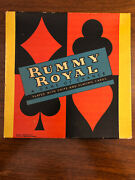 Vintage Rummy Royal No. 3027 Year 1937 With 2 Playing Mats Ships Free 👀