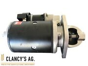 Ford Tractor Starter Motor - Suit 3000 4000 5000 Tw 10 Series Etc. New