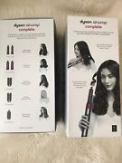 Dyson Airwrap Complete Styler Set Straightener Curler All Hairstyles New Fast