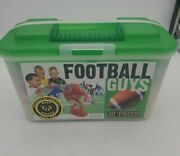 Playsets Kaskey Kids Football Guys - Red/blue Inspires Imagination Endless Hours