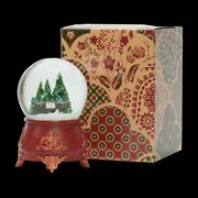 In Hand Taylor Swift Christmas Tree Farm Snow Globe Limited Sold Out