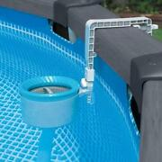 28000 Deluxe Wall Mount Surface Skimmer For Above Ground Pools Intex 28000e
