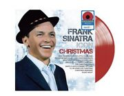 New - Oop - Frank Sinatra Christmas Icon - Red Vinyl - Exclusive - Intandrsquol Ship