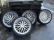 Range Rover P38 L322 22andrdquo Wheel Landrover Discovery Set 4x Tyres Toyo Proxes S/t