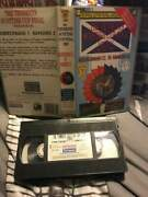 The Tennents Scottish Cup Final 1992 Airdrie V Rangers Vhs Tape