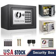 Large Digital Electronic Keypad Lock Depository Safe Box Security Gun Cash Us