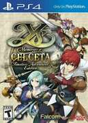 Ys Memories Of Celceta Remaster - Timeless Adventurer Day 1 Edition New