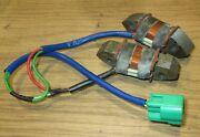 Yamaha Oem 60-70 Hp 2 Stroke Lighting And Charging Coil Set With Connector